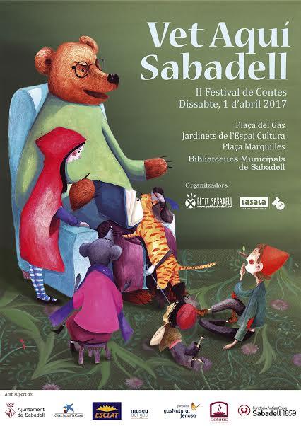 Vet Aquí Sabadell - cartell
