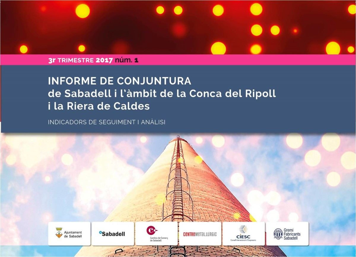 Informe Conjuntura Sabadell Ripoll Caldes
