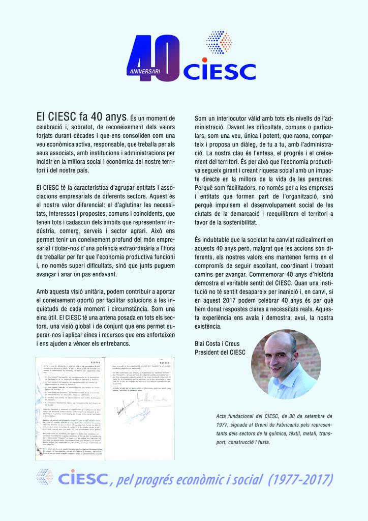 Revista CIESC_Gremi Fabricants Sabadell