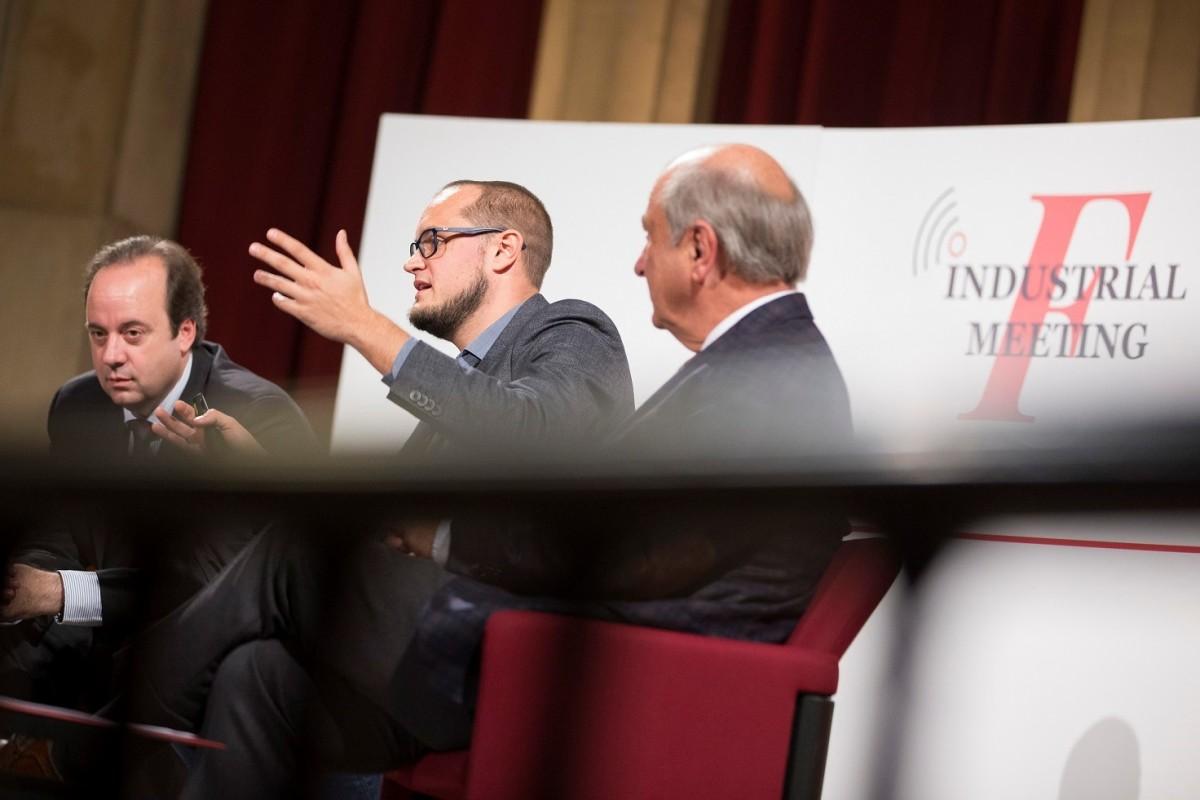 Industrial Meeting 2018