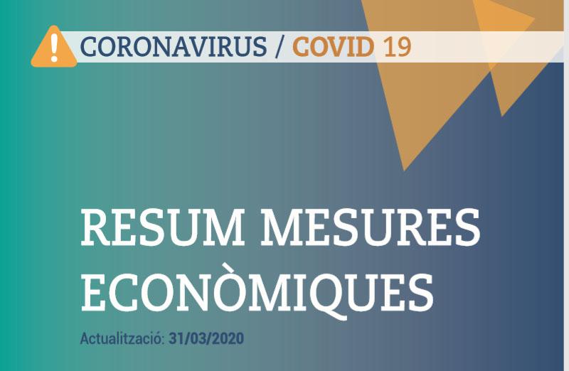 resum mesures economiques COVID_19_31_3_2020