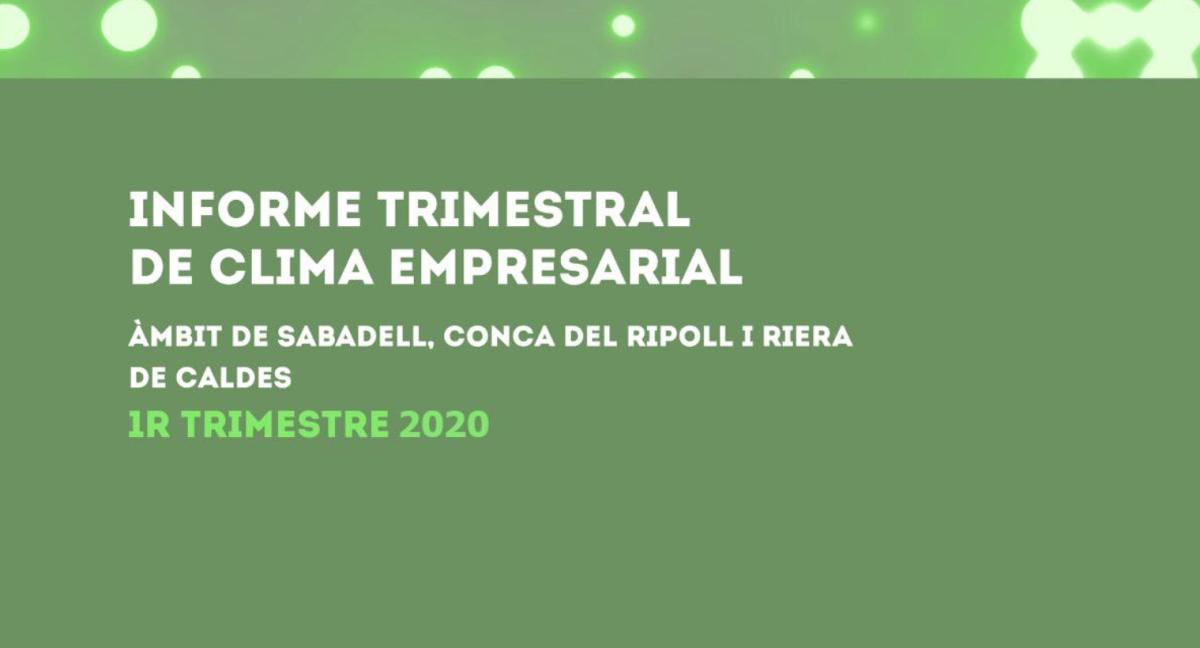 Clima empresarial 2020